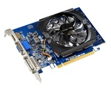 GigaByte Видеокарта GeForce GT 730 700Mhz PCI-E 2.0 2048Mb 1600Mhz 128 bit DVI HDMI HDCP GV-N730-2GI